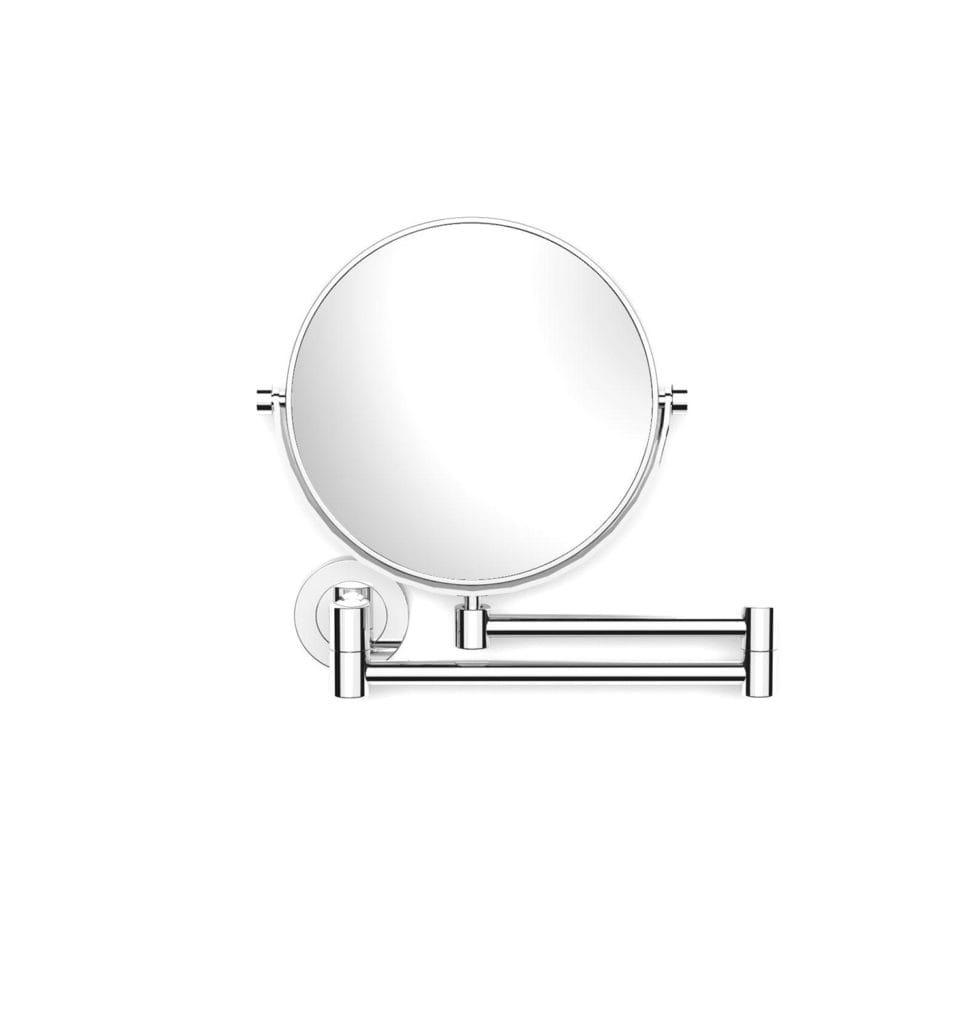 Stella lusterko proste, powiększające x 3,podwójne ruchome ramię 22.01130