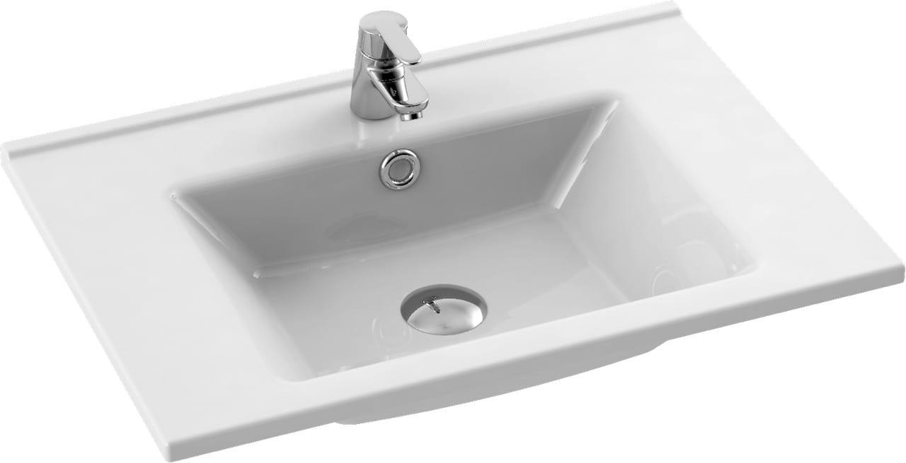 CeraStyle  umywalka Arte, 65 cm      067300-u