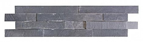 DUNIN Zen mozaika Black Slate Brick