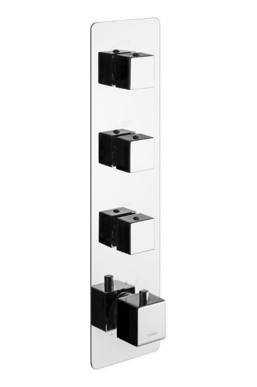 Corsan Prysznicowy zestaw podtynkowy termostat CMZ039
