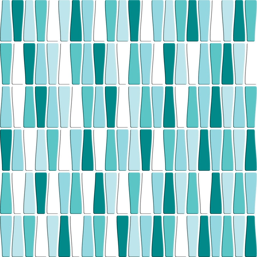 MIDAS - Mozaika szklana 6mm A-MBO06-XX-009