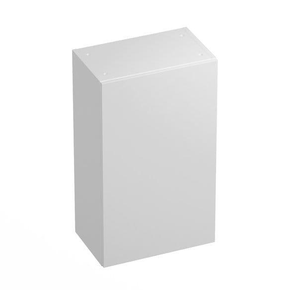 Ravak Słupek boczny SB Natural zamknięty 45 cm biały połysk X000001054