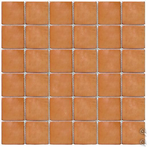 DUNIN Metalic mozaika Copper 012