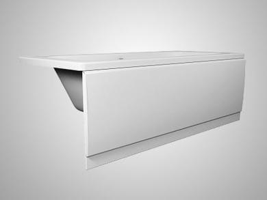Santech uniwersalny panel przedni do wanny  140-200                    SAPANKLA01