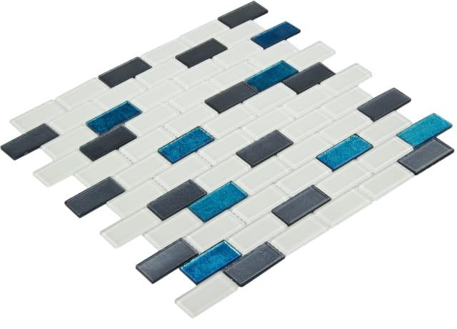 Goccia Crystal mozaika szklana 23x48 CR3024