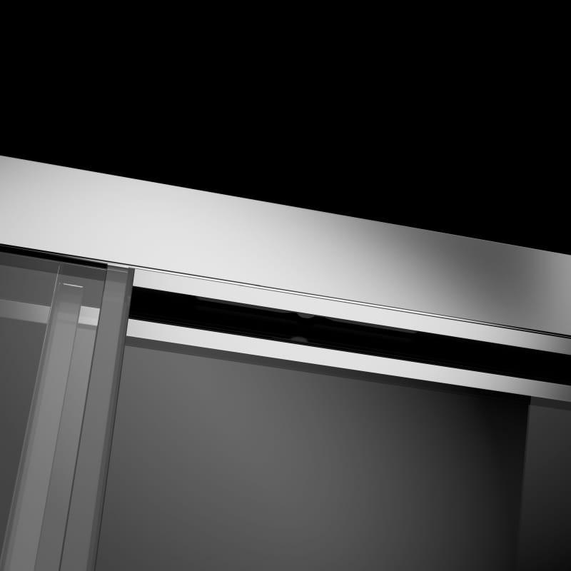 Kabina prysznicowa przyścienna Radaway Idea KDJ  - profil