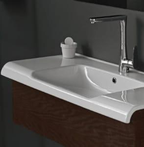 CeraStyle  umywalka Anova, 100 cm      090800-u