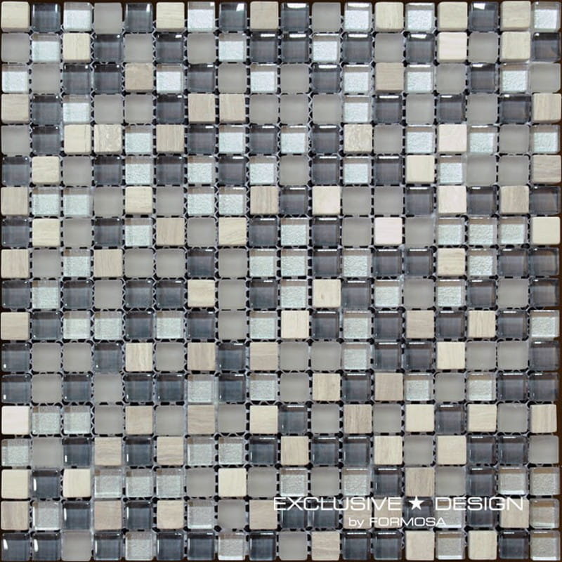MIDAS - Mozaika szklano-kamienna 8mm A-MMX08-XX-009