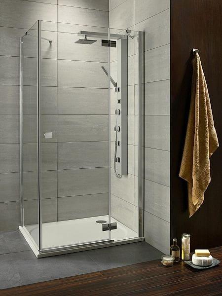 Kabina prysznicowa kwadratowa Radaway Almatea KDJ 90x90
