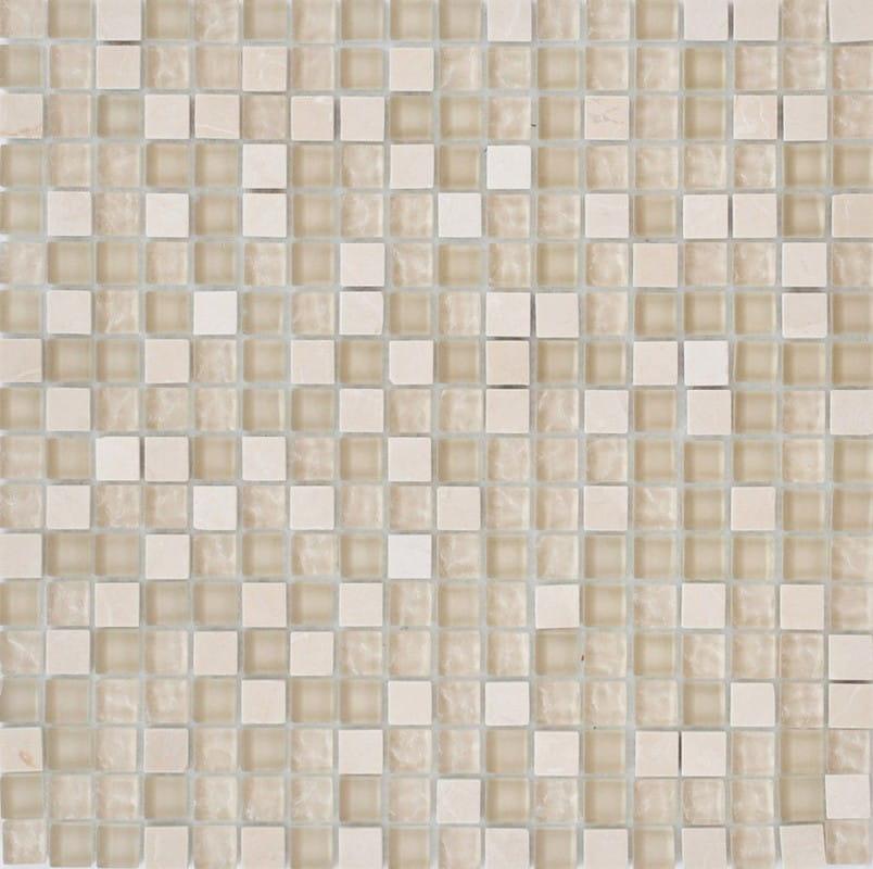 CERAMICA PICASA Mosaic Fumetto Marfil 1,5x1,5