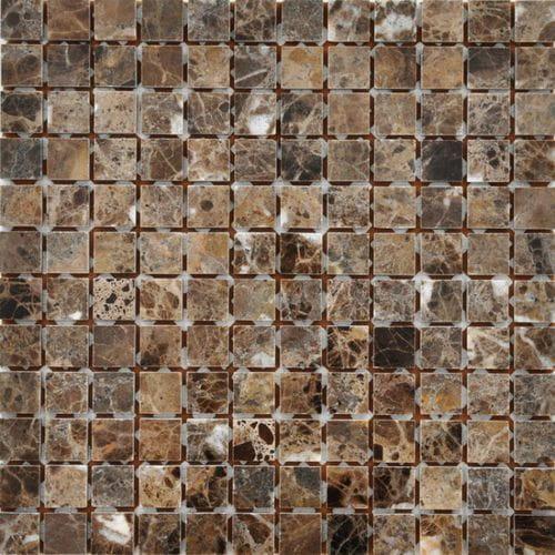CERAMICA PICASA Mosaic Emperador Imperial Lappato 2,3x2,3