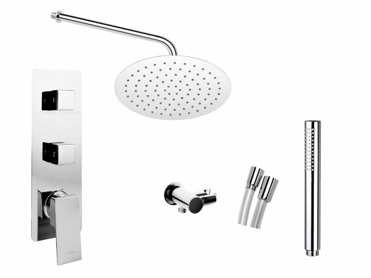 Corsan Prysznicowy zestaw podtynkowy mieszacz CMZ007