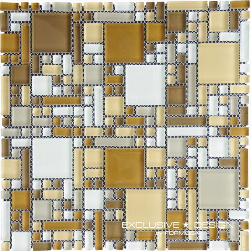 MIDAS - Mozaika szklana 8mm A-MGL08-XX-069