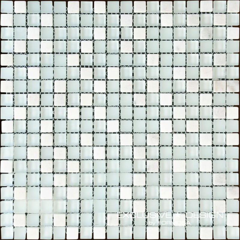 MIDAS - Mozaika szklano-kamienna 8mm A-MMX08-XX-014