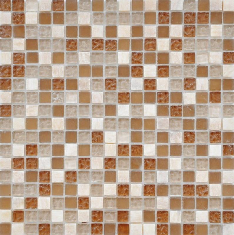 CERAMICA PICASA Mosaic Fumetto Amber 1,5x1,5