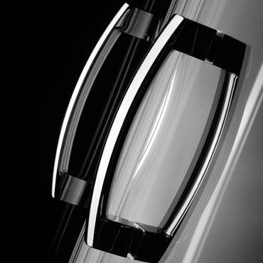 Kabina prysznicowa półokrągła Radaway Premium Plus A 90 cm - uchwyt