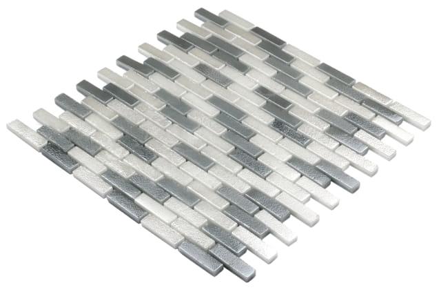 Goccia Classic mozaika szklana 13x48 804