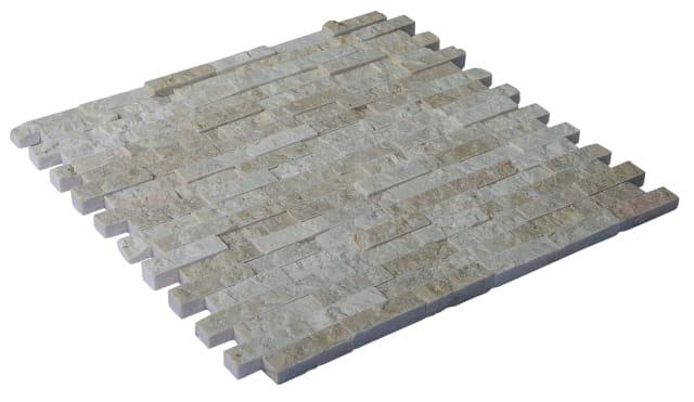 Goccia mozaika kamienna 29,5x29,5 cm SPICA F4101