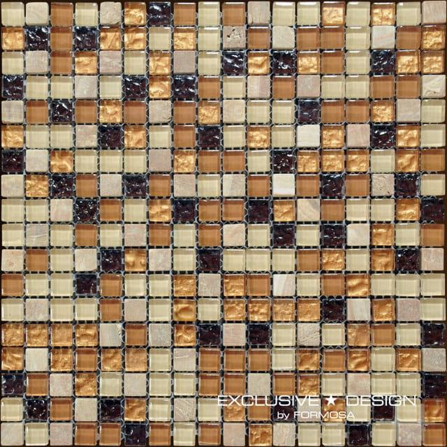 MIDAS - Mozaika szklano-kamienna 8mm A-MMX08-XX-007