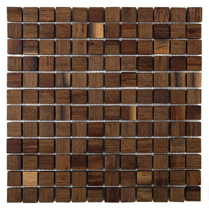 DUNIN Mozaika drewniana Wood Etn!k Wenge AL 25