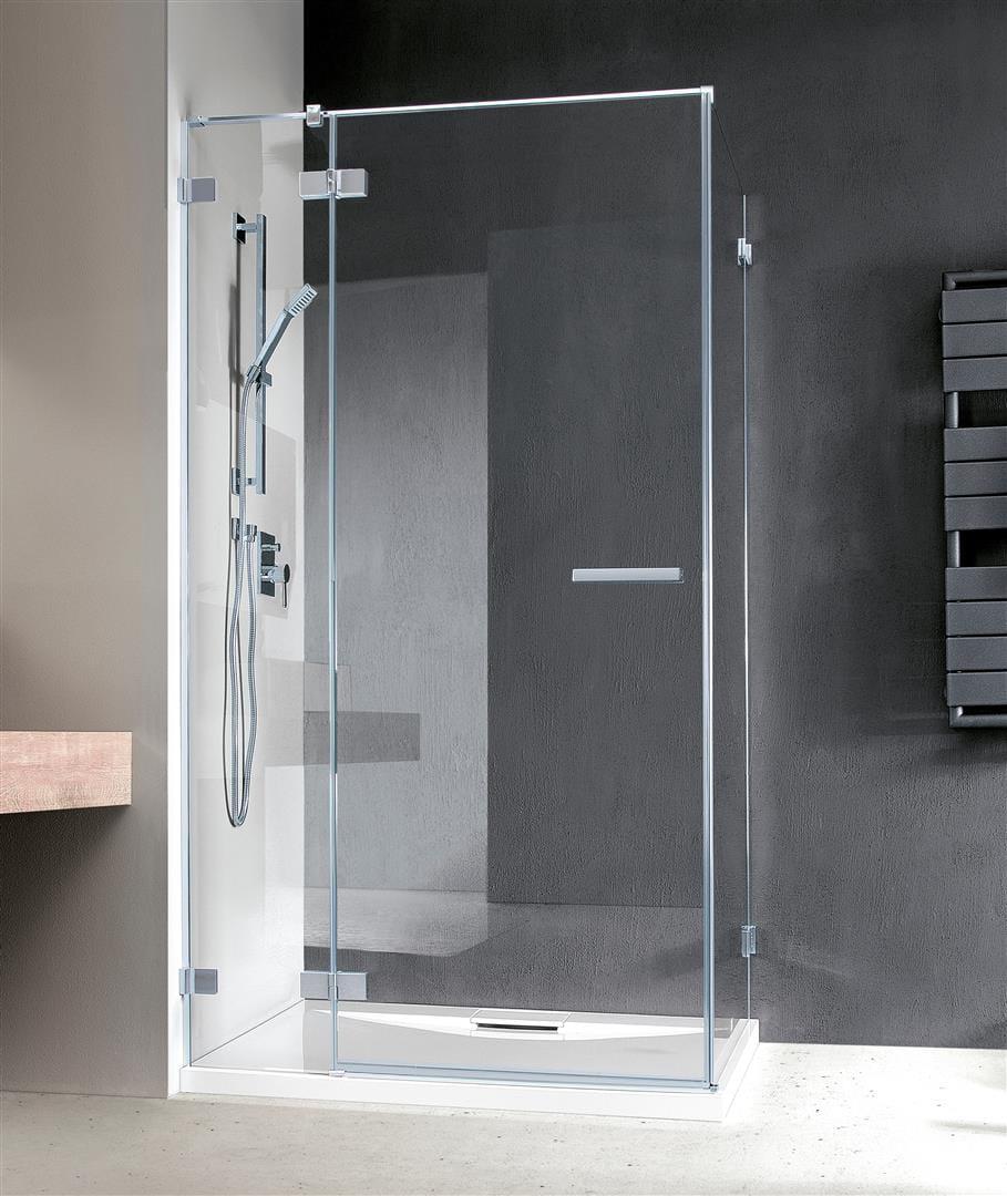 Kabina Prysznicowa Radaway Euphoria Kdj 120x120 Lewa ścianka Szkło