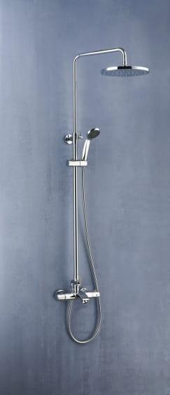 Art Platino Term zestaw termostatyczny prysznicowo-wannowy chrom TER-ZWPN.500C