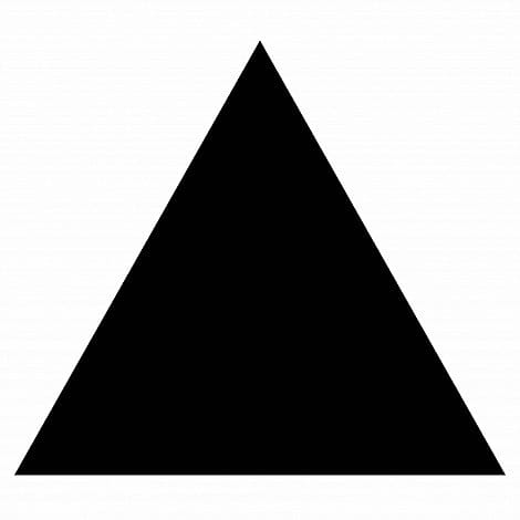 Dunin Mini panel ścienny 3D czarny TR-BLACK