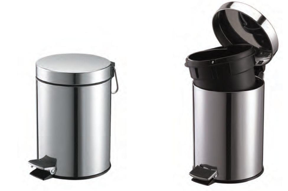 Stella Classic pojemnik na odpadki / połysk 12L 20.012