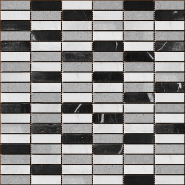 MIDAS - Mozaika kamienna 8mm A-MST08-XX-026