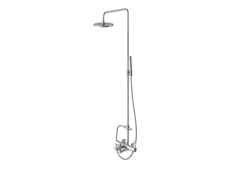 Kohlman zestaw wannowo-prysznicowy natynkowy QW277D Dexame