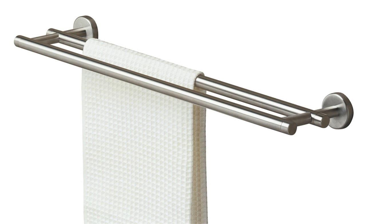 Tiger Boston wieszak na ręcznik kąpielowy stal szczotkowana 3086.09