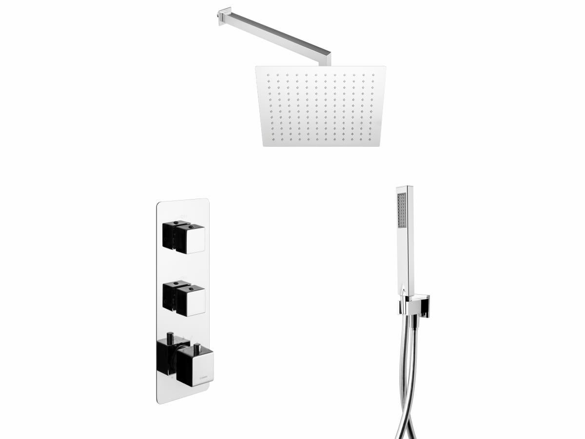 Corsan Prysznicowy zestaw podtynkowy termostat CMZ030