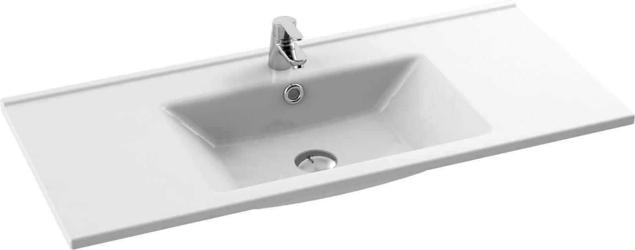 CeraStyle  umywalka Arte, 100 cm      067600-u