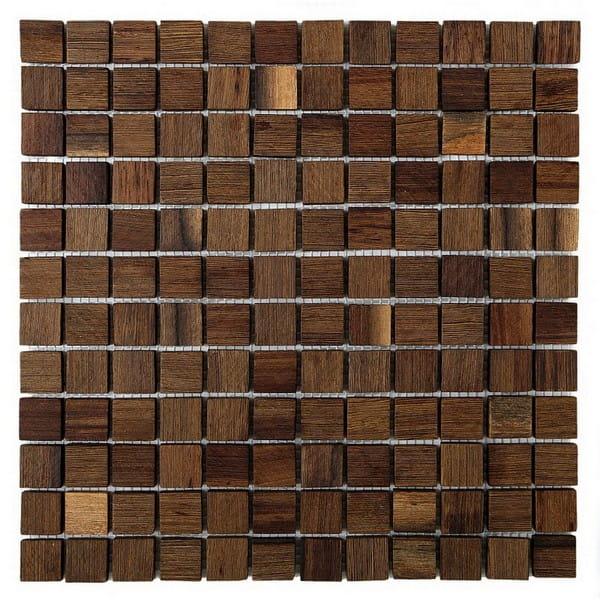 DUNIN Etn!k mozaika drewniana Wenge AL. 25