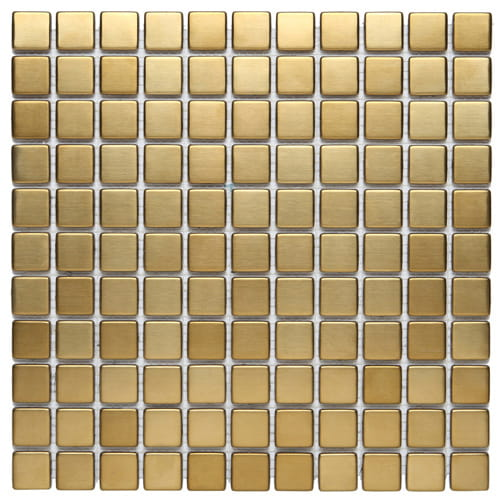 DUNIN Metallic mozaika metal Dinox Gold 010