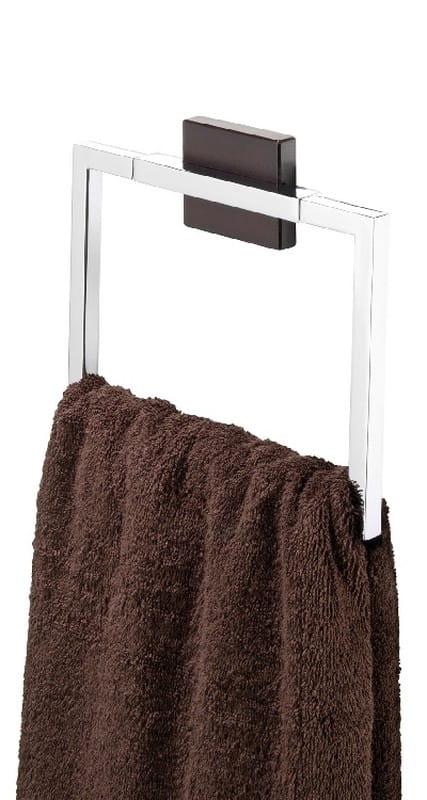 Tiger Zenna wieszak na ręcznik ring chrom/wenge 3514.83