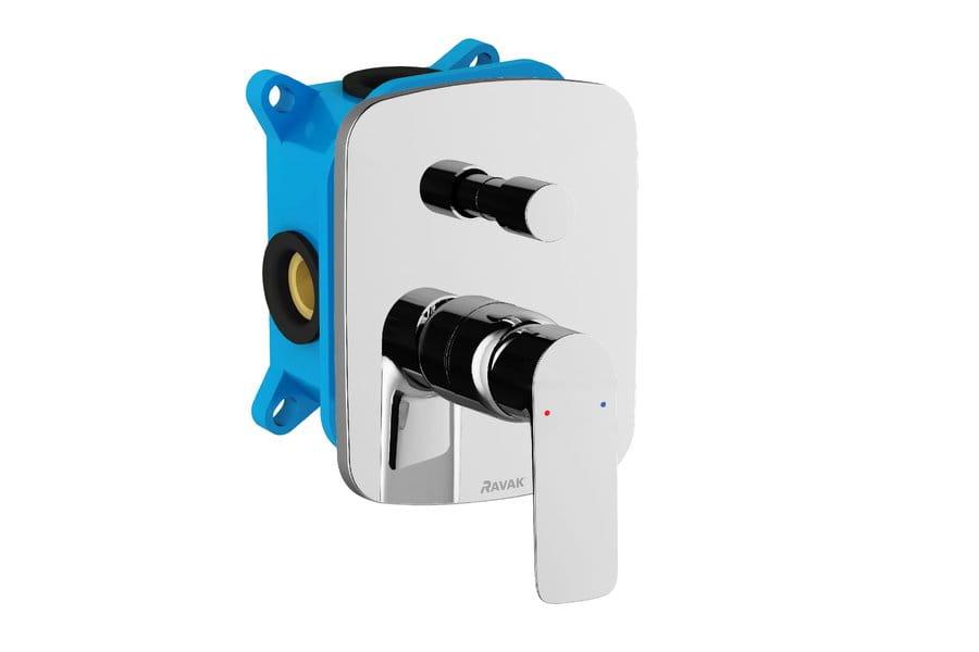 Ravak bateria podtynkowa wannowo-prysznicowa do R-box Classic CL 065.00  X070088