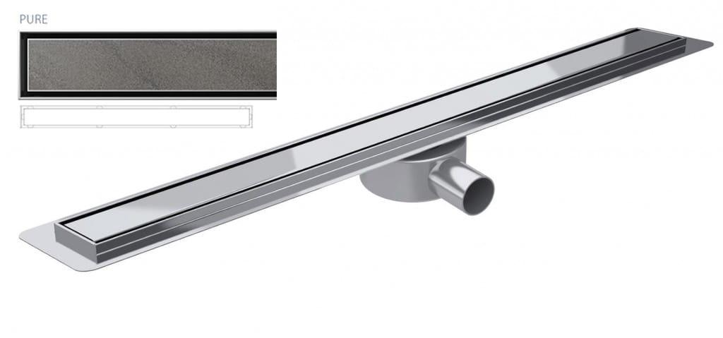 Odpływ liniowy Wiper Slim Pure Premium 110 cm  WPS 1100