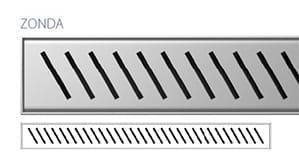 Odpływ liniowy Wiper Slim Zonda Premium 110 cm  WPS1100Z