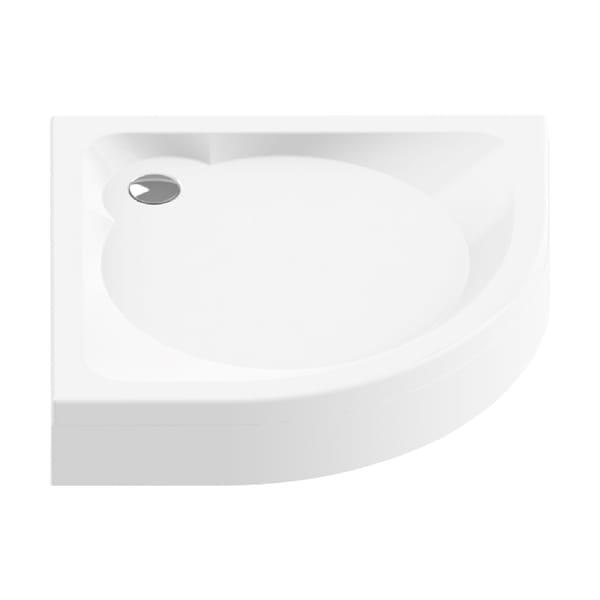 New Trendy | Brodzik CANTARE 100x100x17,5  bez obudowy B-0254