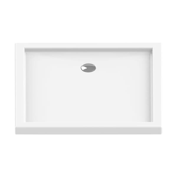 New Trendy | Brodzik CANTARE 90 x 80 x 5,5 cm     B-0139