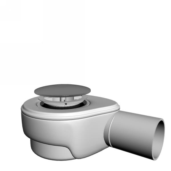 New Trendy Syfon brodzikowy 52mm click- clack  S-0005