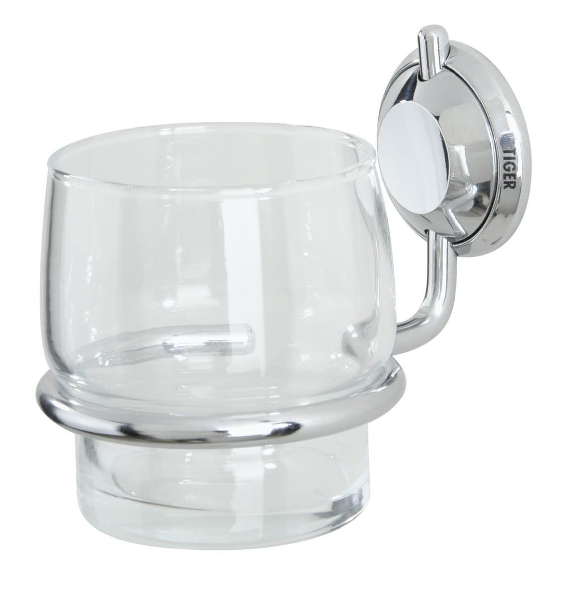 Tiger Torino szklanka pojedyncza chrom 3801.03