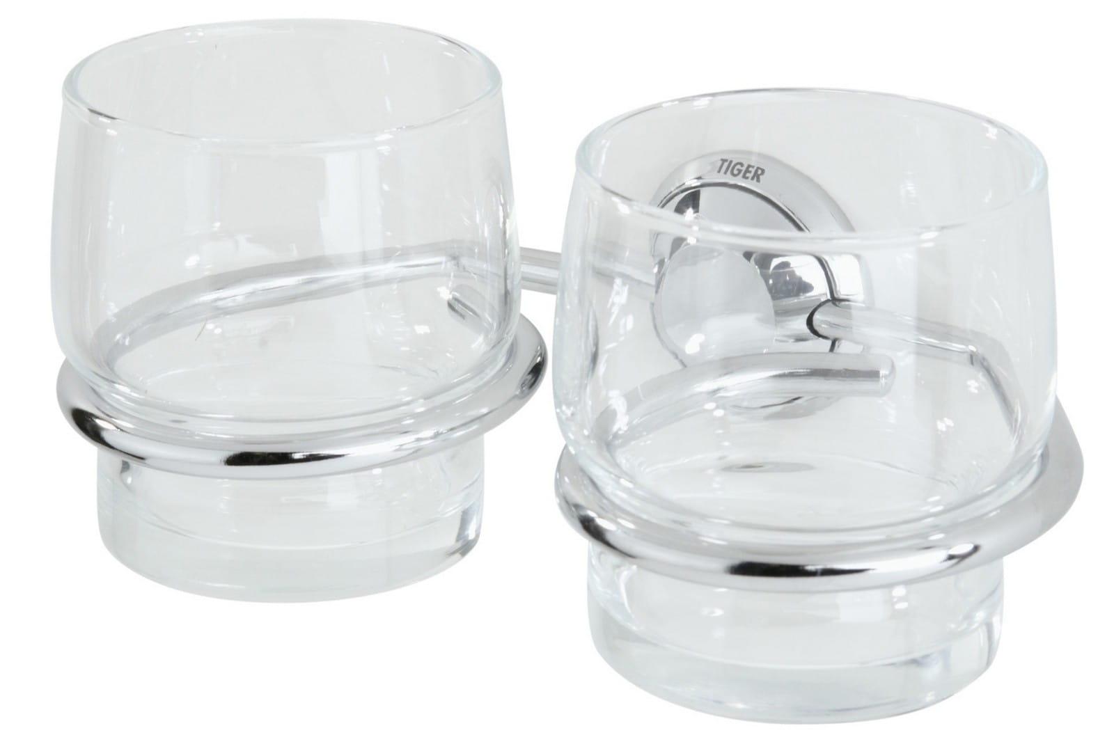 Tiger Torino szklanka podwójna chrom 3802.03
