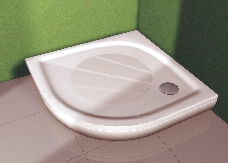 Ravak brodzik prysznicowy Elipso Pro-90 biały,niski  XA237701010