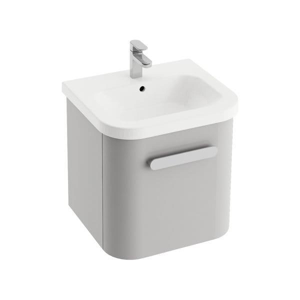 Ravak Szafka pod umywalkę SD Chrome 550 szara X000000636