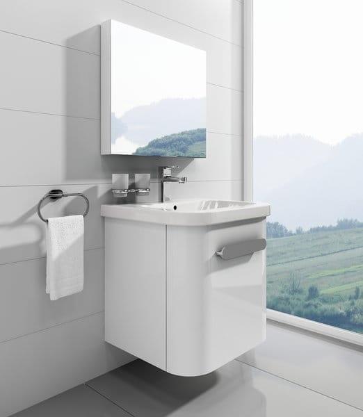 Ravak Szafka pod umywalkę SD Chrome 550 biała X000000635