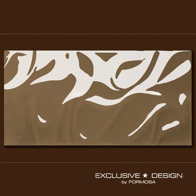MIDAS płytka 3D Silk brown 600x300x8 mm A-TGL08XX-019