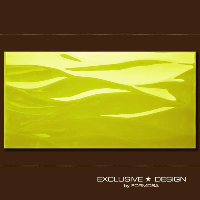 MIDAS płytka 3D New Rinsve green 600x300x8 mm A-TGL08XX-015