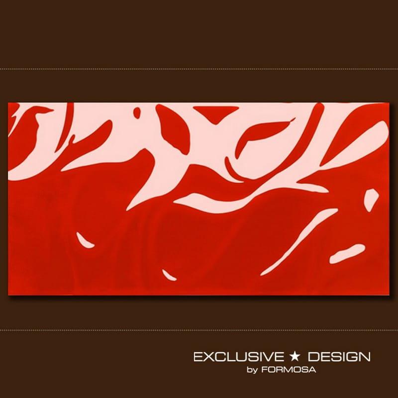 MIDAS płytka 3D Silk red 600x300x8 mm A-TGL08XX-018